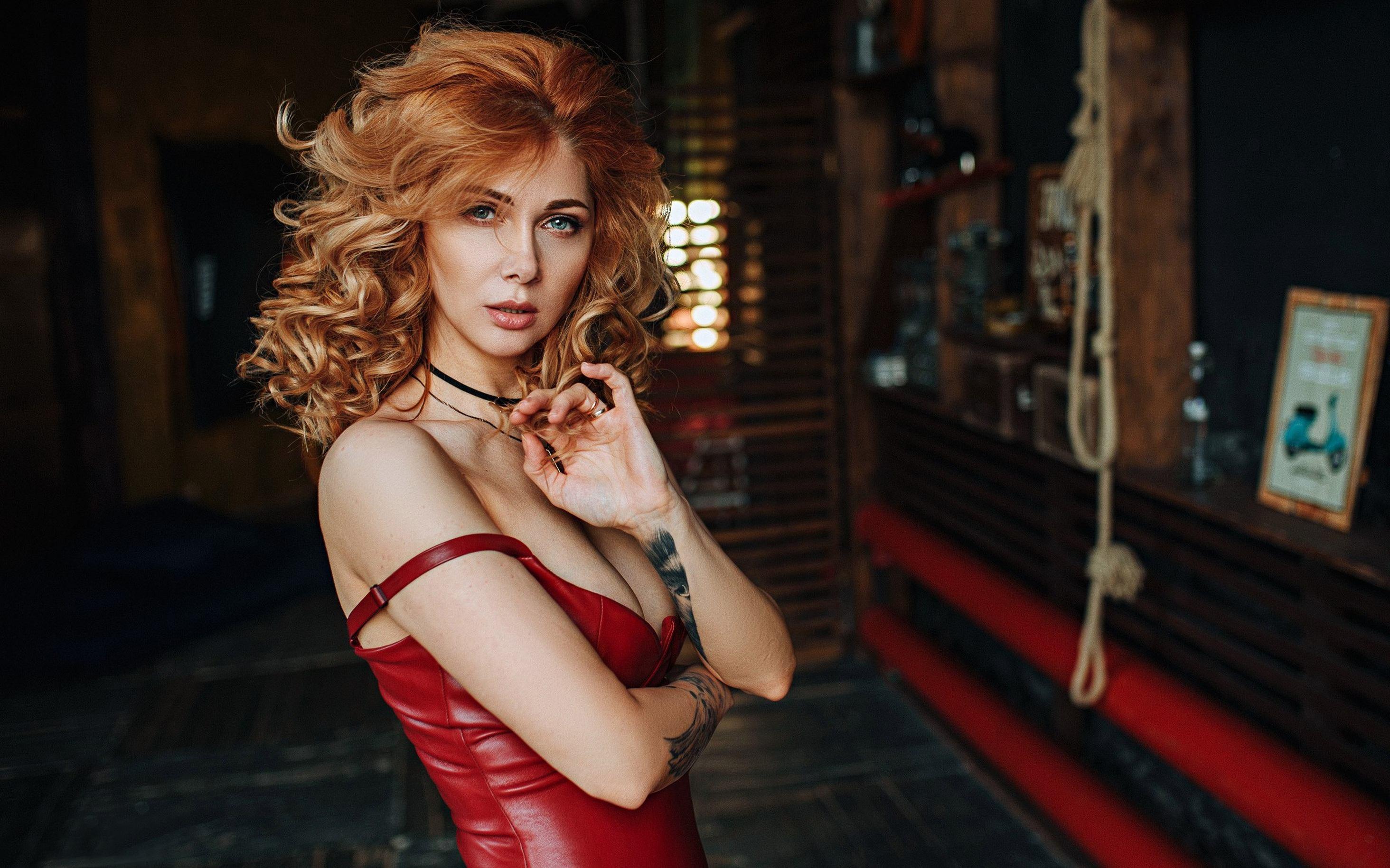 Redhead escorts