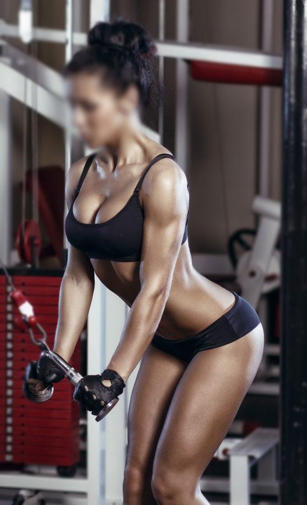 Conny Hot Fitness Girl