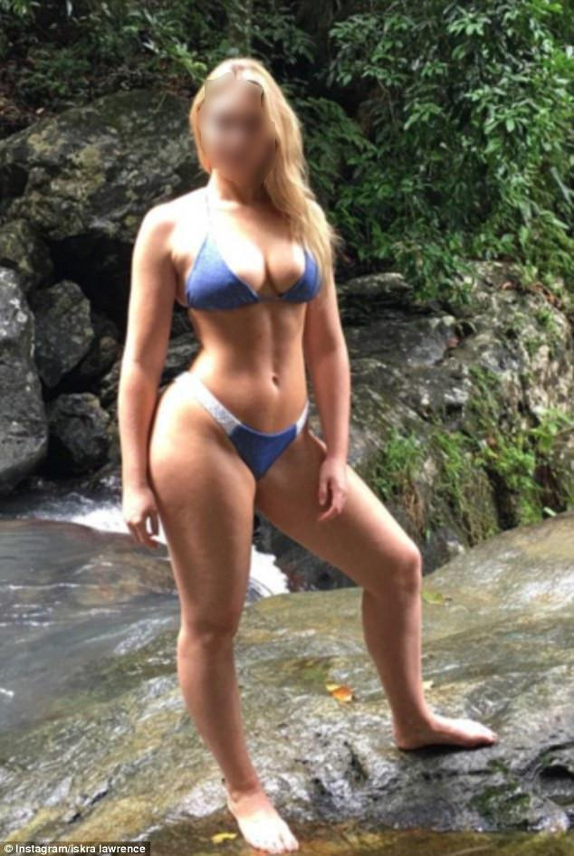 Marinela Curvy Blonde Party Escort