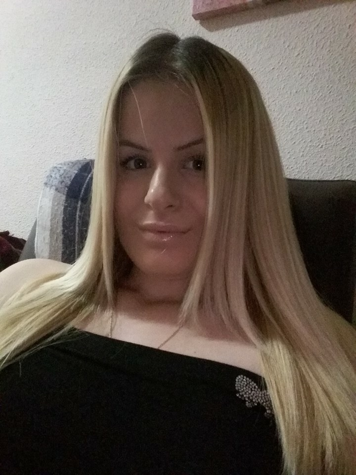 Roxana New Party Blonde